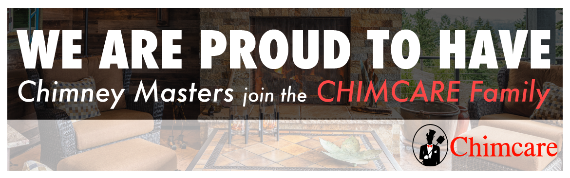 We are proud to have Chimney Masters join the Chimcare family!