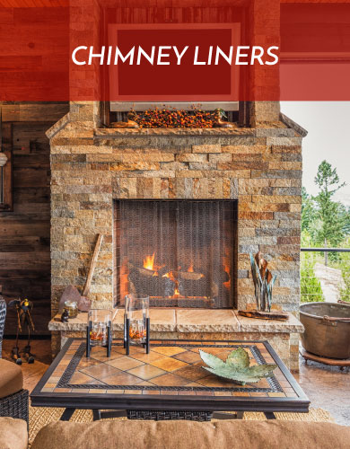 Chimney Liner Service, Repair and Installation