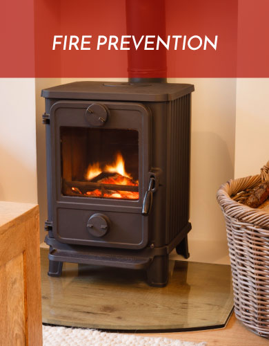 Keep your chimney safe! Prevent fires from happening!