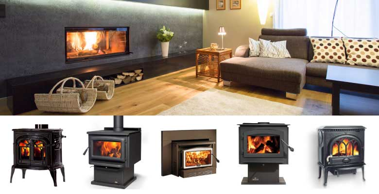 Wood Stoves & Inserts