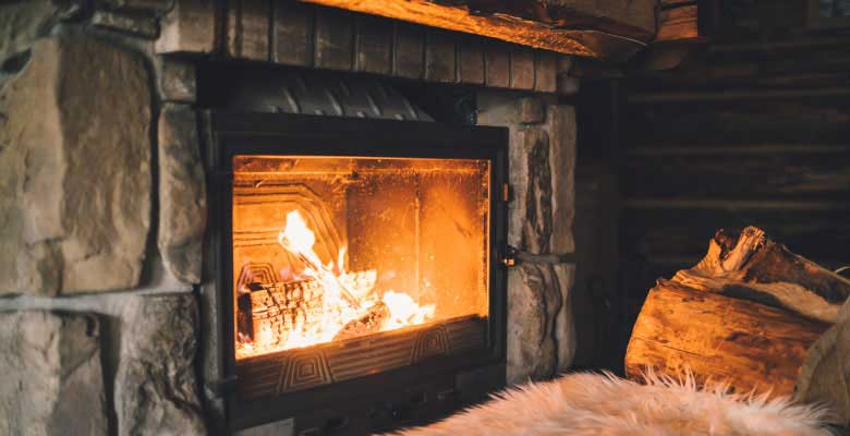 Wood fireplace service, repair and installation. Call Chimney Masters today!
